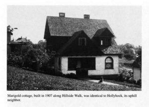 Marigold Cottage in 1907