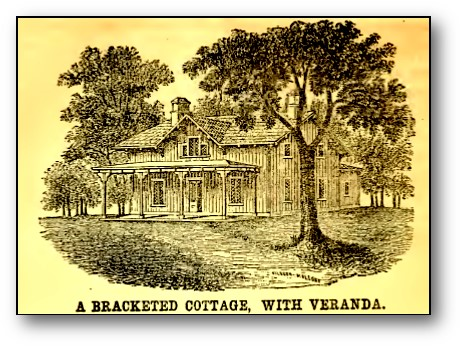 The Bracketed Cottage
