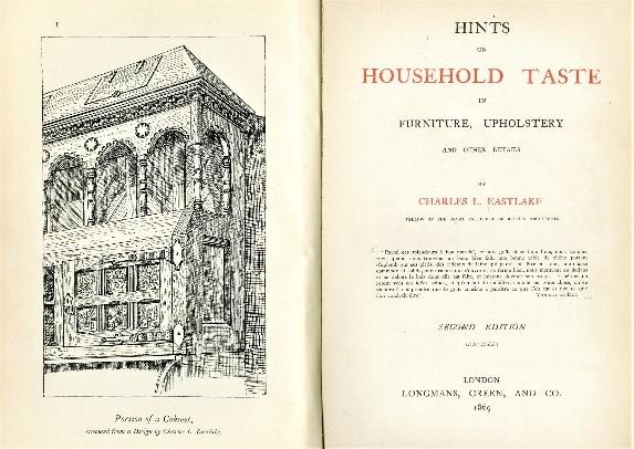 Before HGTV: Books, Treatises, & Plan Books (Part 2)