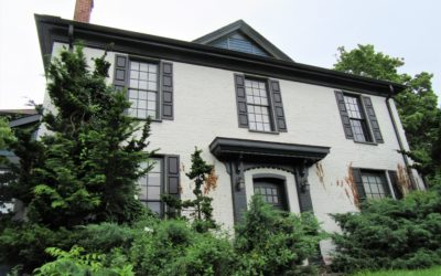How Old is My House?: James M. Blair House – A Case Study