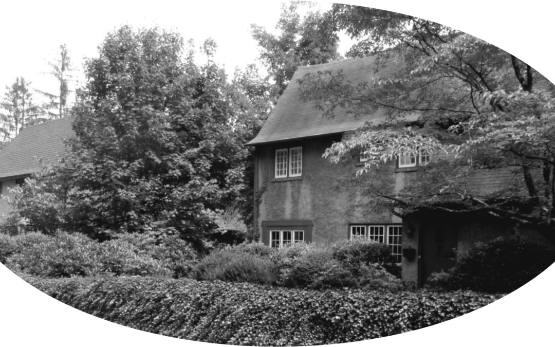 The Clough Houses: Architect Julius Gregory's English Cottages
