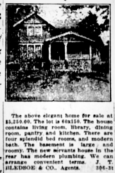 """Is That Really Our House? Sleuthing the History of an Early 20th-century """"Spec House"""""""